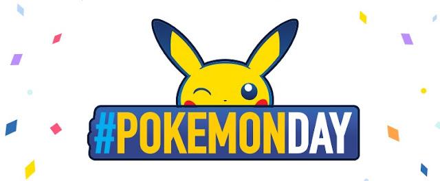 Pokemon Day Novo Pokémon Revelado