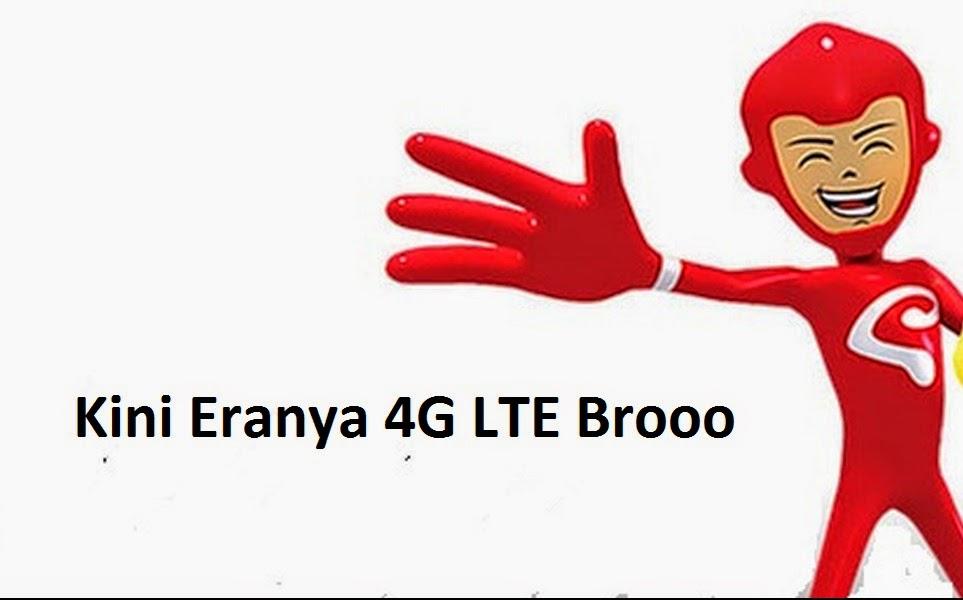 Smartfren Perluas Jaringan Di Indonesia Timur, Langsung 4G LTE TDD