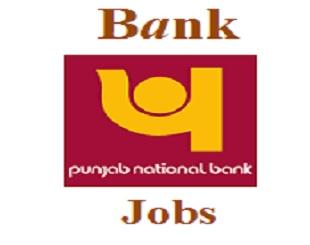 PNB Bank Jobs