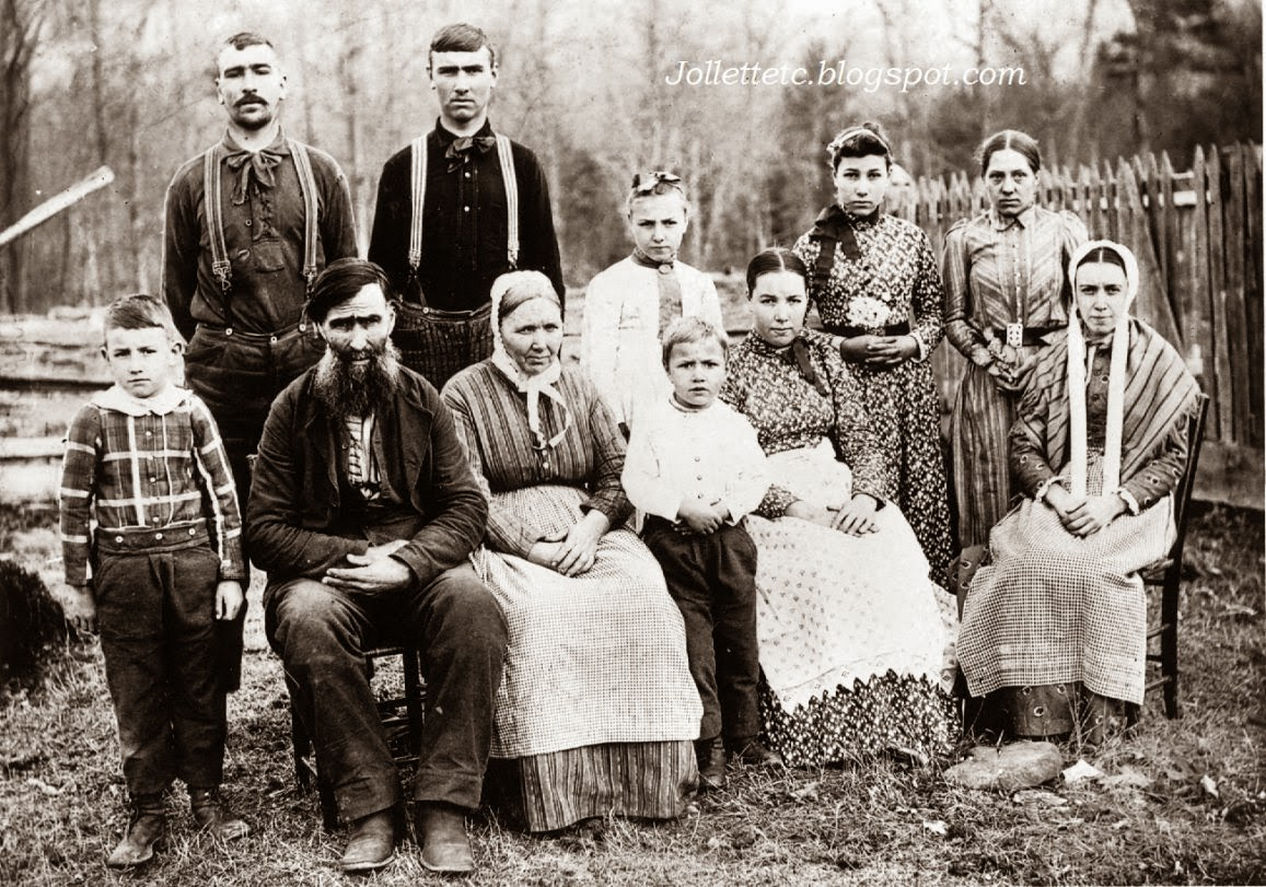 Family of Daniel and Lydia Kohne, Hardy County, West Virginia  http://jollettetc.blogspot.com