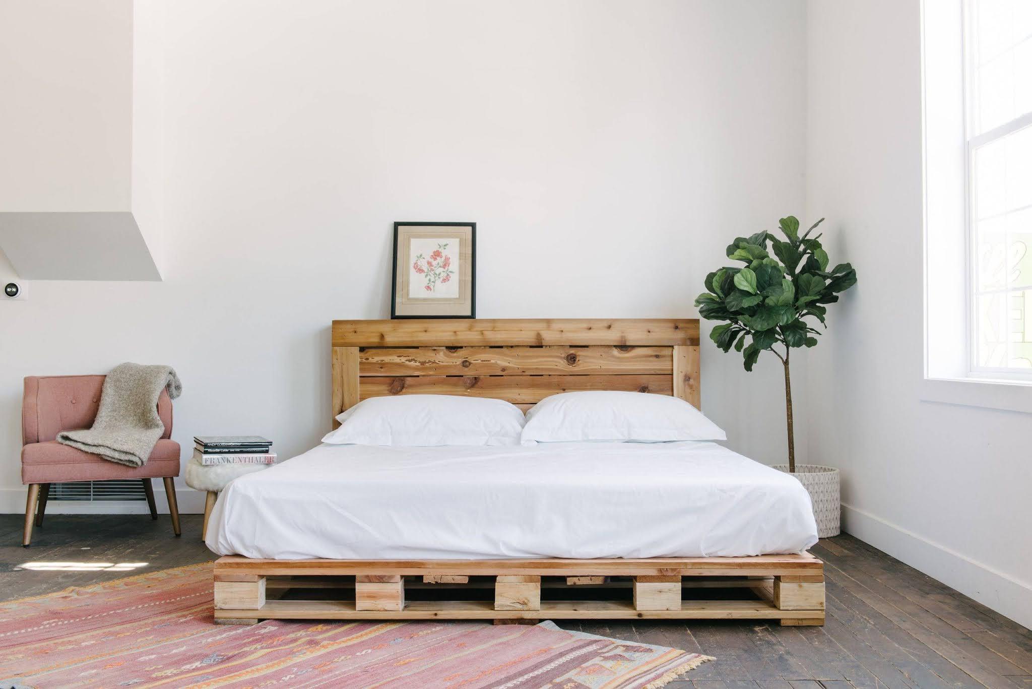 Cómo hacer una cama de palets paso a paso_2