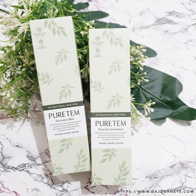 Review Puretem Purevera Series