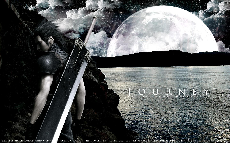 Video Game Gallery Final Fantasy 7 Crisis Core Zack Fair Wallpaper