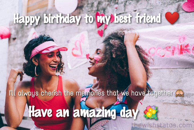 30 Happy Birthday wishes for friend, quotes, messages for best friend with photos [latest 2021]