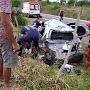 FATALIDADE: MULHER MORRE EM ACIDENTE ENTRE CAMINHÃO E CELTA NA BR 407 PRÓXIMO FACULDADE AGES EM BONFIM