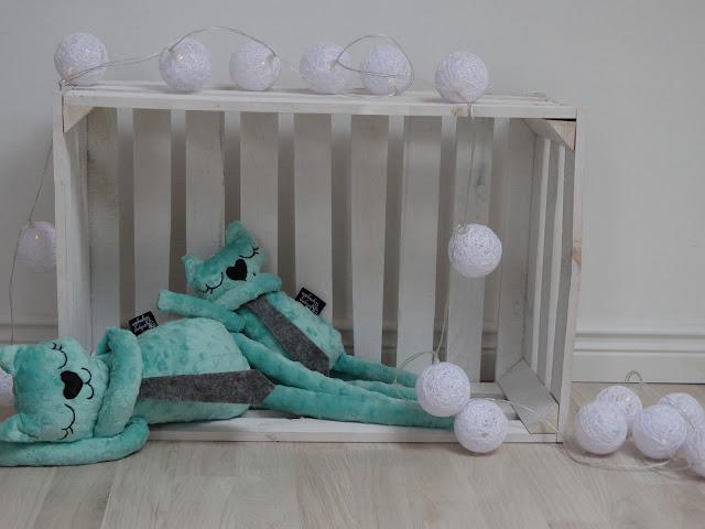prztulanka do spania kot mięta 3