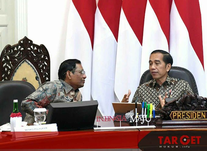 Presiden Jokowi : Hukum Harus Mendorong Keberanian Untuk Berinovasi dan Pecahkan Persoalan Bangsa