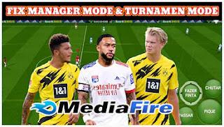 Download FIFA 14 MOD FIFA 21 Best Graphics 100% Work Fix Manager Mode & Turnamen Mode