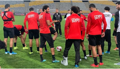 بث مباشر مباراة مصر ضد كينيا القنوات الناقلة