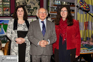 Visit of President Higgins