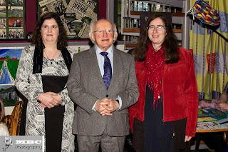 Visit of President Higgins