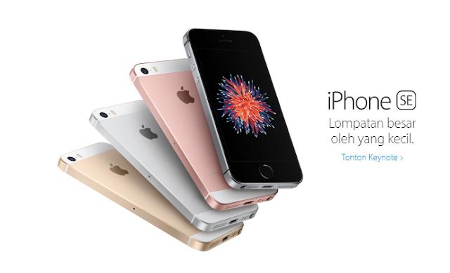 Apple iPhone SE Review Harga dan Spesifikasi