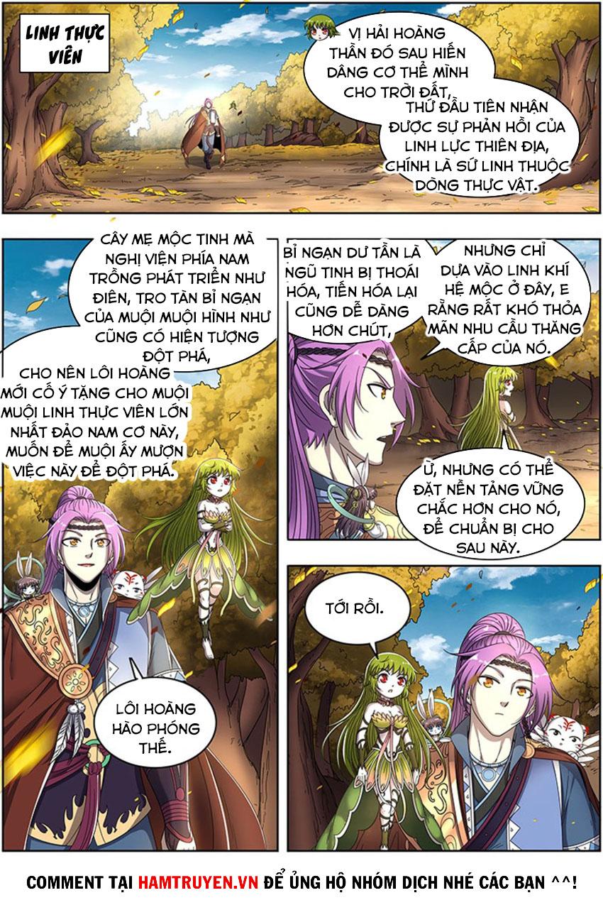 Ngự Linh Thế Giới chap 447 - Trang 3
