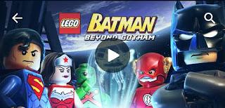 Free Download LEGO Batman Beyond Gotham Apk + Obb