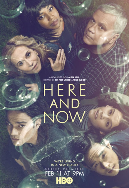 Los Lunes Seriéfilos - 'Here and Now'