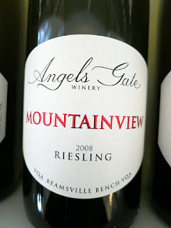 Angels Gate Mountainview Riesling 2008 (91 pts)