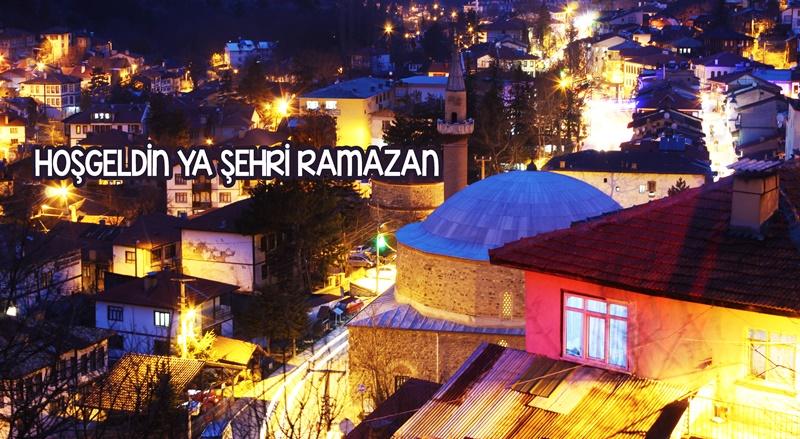 Hoşgeldin 11 Ayın Sultanı Ramazan
