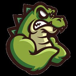 logo crocodile keren