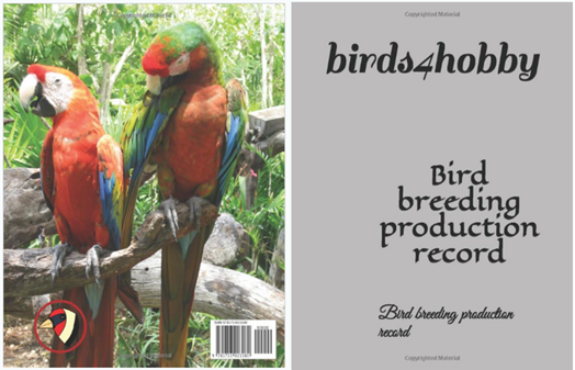 Bird breeding production record