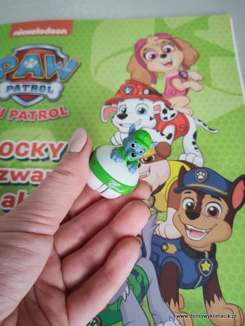 Nowości z serii Psi Patrol - Ekipa na 102! oraz Zabawa na okrągło z pędzącą figurką pieskiem