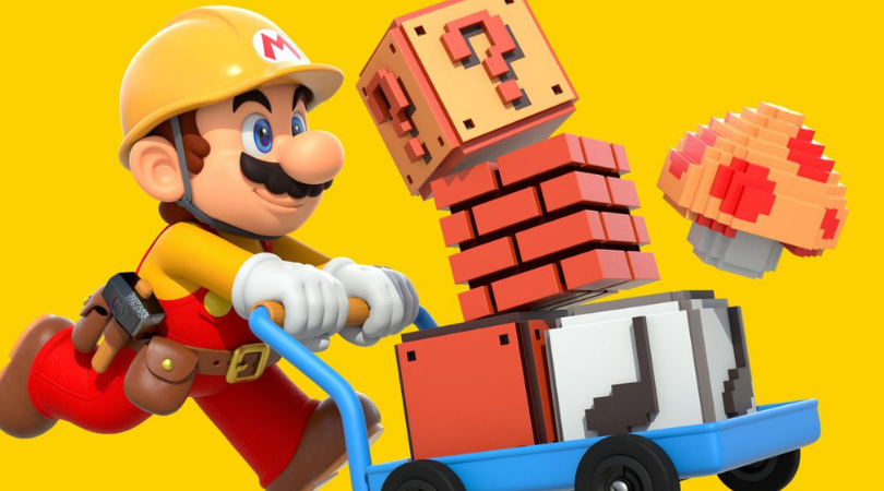 Download Super Mario Maker 2 Levels directly to your Switch