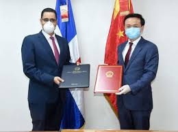 República Popular China dona a RD lote de materiales antiepidémicos por valor de 700, 000 yuanes RMB para combatir el COVID-19
