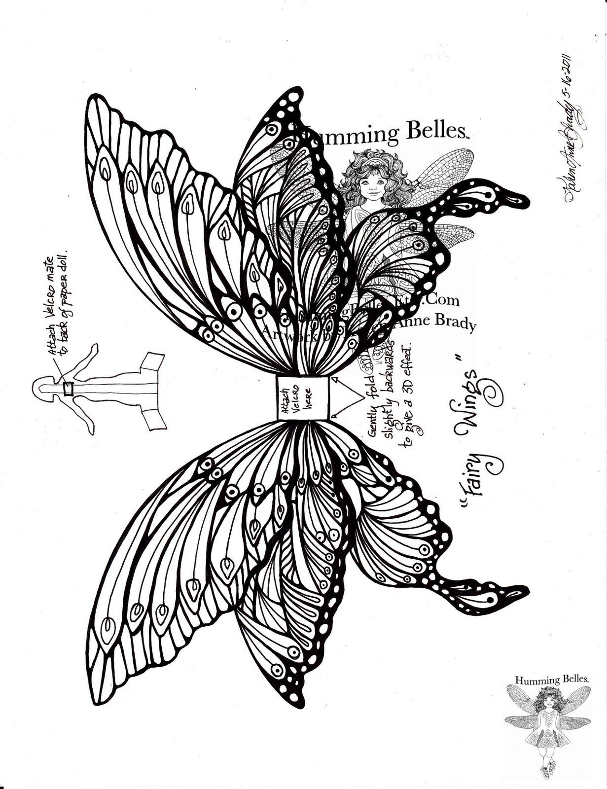 Fairy Wing Pattern