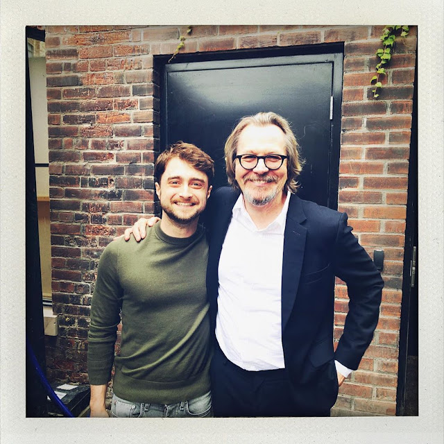 Daniel Radcliffe e Gary Oldman se reúnem em Toronto | Ordem da Fênix Brasileira