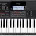 Đàn Casio CT-X700 - Cây đàn keyboard di động lý tưởng cho người mới bắt đầu