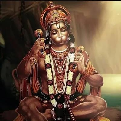 Hanuman Aarti Lyrics In Hindi | English
