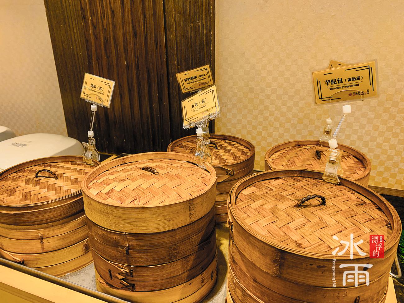 川湯春天溫泉飯店德陽館 早餐 港式小點