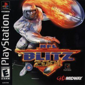 Download NFL Blitz 2001 – PS1