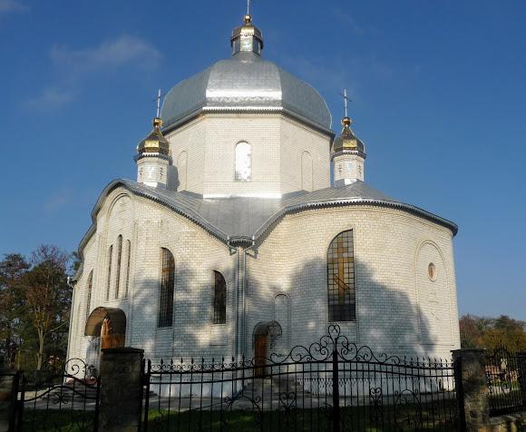 Тяпче. Церковь св. Николая. УПЦ КП