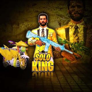 Solo King Pubg