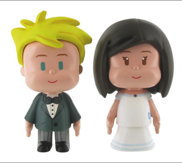 sorteo cake toppers pocoyize 3d  muñecos personalizados tarta bodas