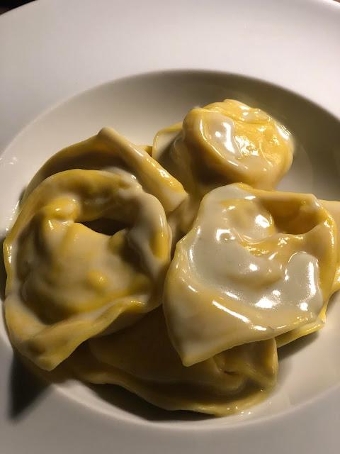 Bolonya Yeme İçme Rehberi - Pumpkin Tortelloni