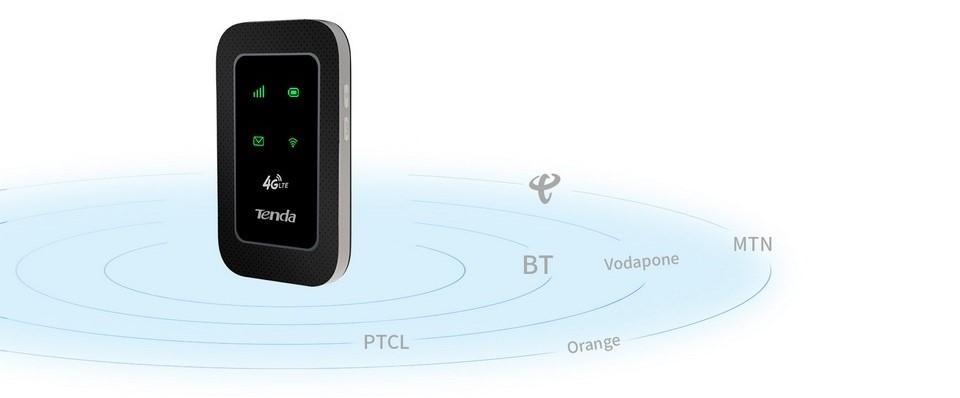 bộ phát wifi 4g chính hãng