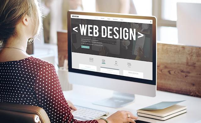 Menyediakan layanan terkait desain web