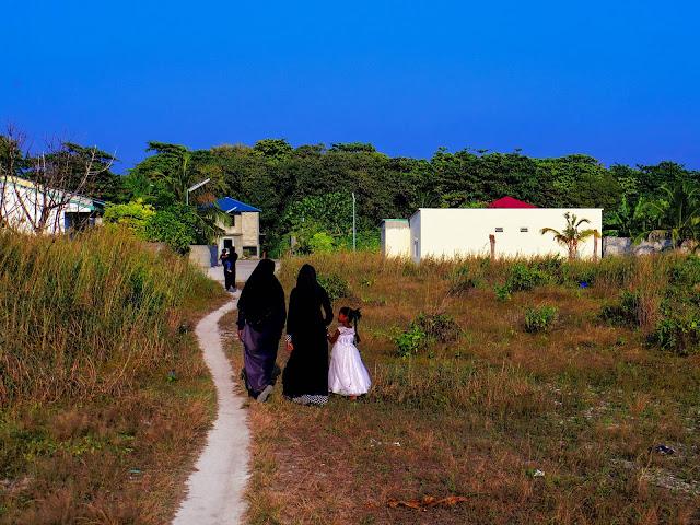 Maldive popolo