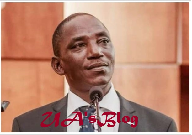 Buhari's minister, Dalung 'thanks' APC chairman for calling him mad man