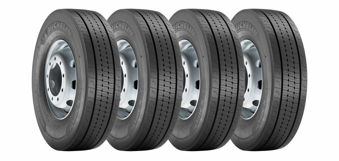 Michelin apresenta pneu que promete reduzir consumo de diesel em até 4,4%