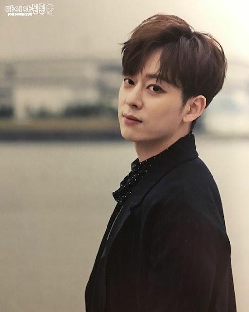 3. Donghyun BOYFRIEND