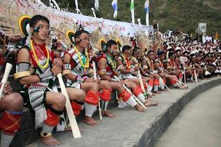 Moatsu Festival of Nagaland