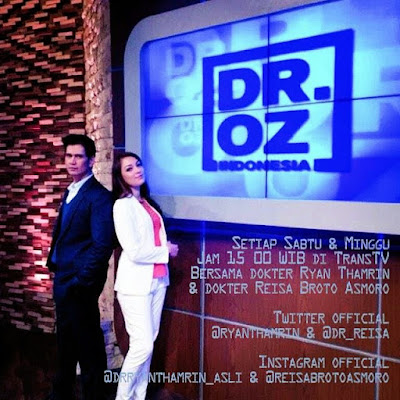 Tips Diet Sehat Ala Dr Oz Indonesia untuk Menurunkan Berat Badan