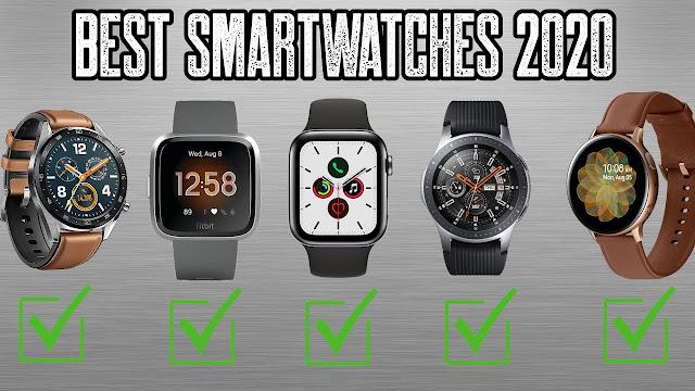 Best Smartwatches 2020 – Buyer's Guide