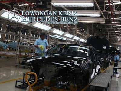 Lowongan Kerja Mercedes Benz