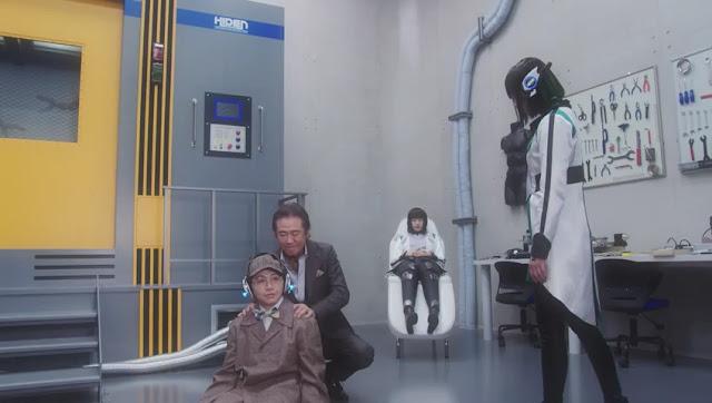 Kamen Rider Zero-One Episode 13 Subtitle TV-Nihon