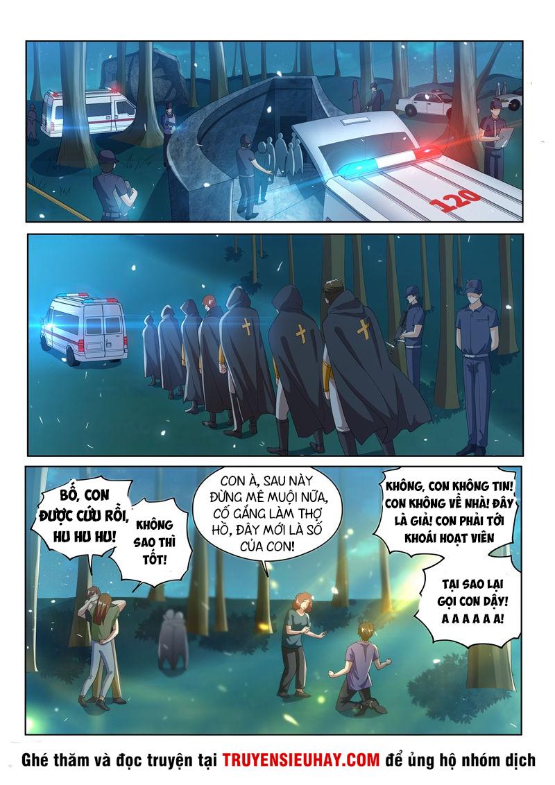 Điện thoại của ta thông tam giới Chapter 121 video - truyenmh.com