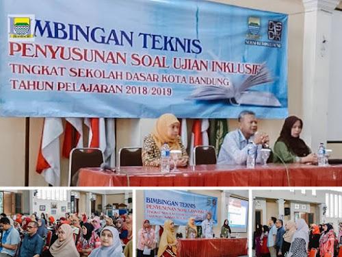 Bimtek Inklusif Disdik Kota Bandung