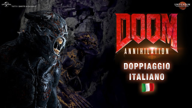 DOOM Annihilation - Film Completo Doppiato in Italiano